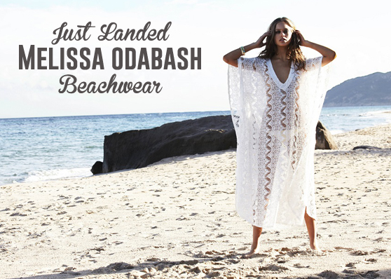 Just Landed - more new beachwear from Melissa Odabash resort 2013 collection