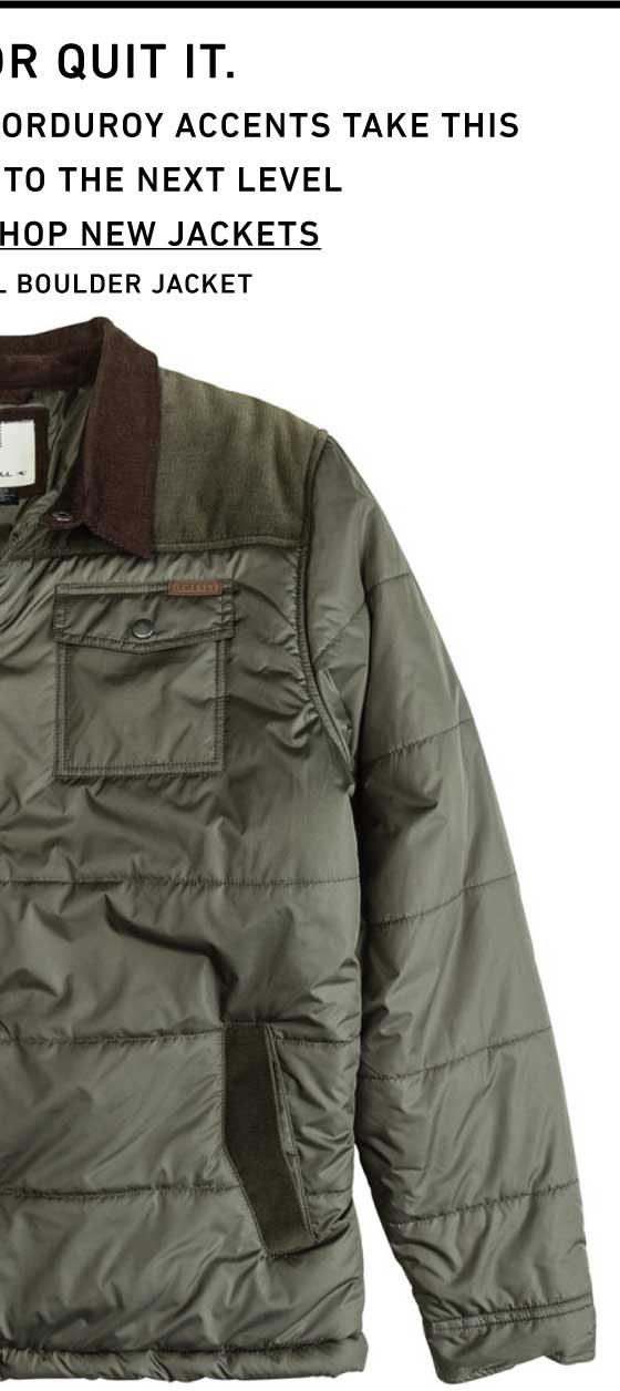 Shop All New Men's Jackets