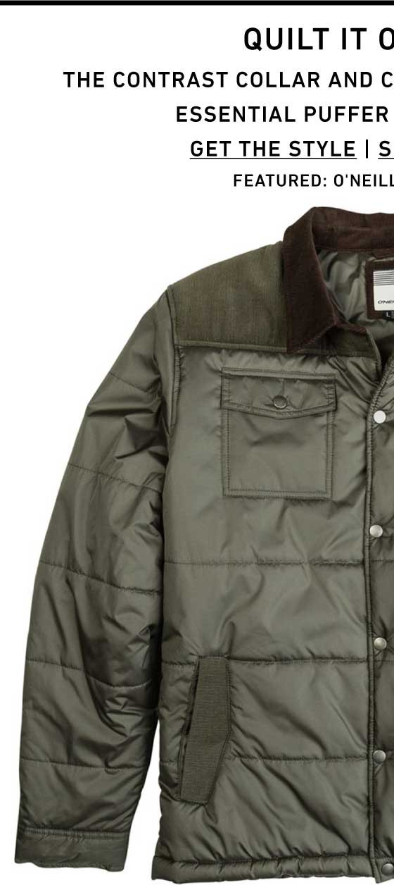 Get The O'Neill Boulder Jacket
