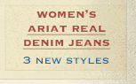 Womens Ariat Real Denim Jeans