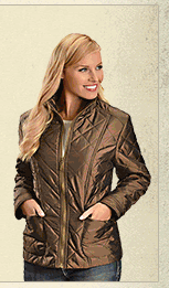 Womens Leather and Outerwear on Sale