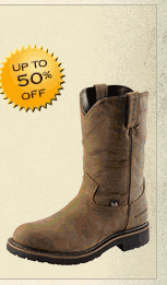 Work Boots on Sale