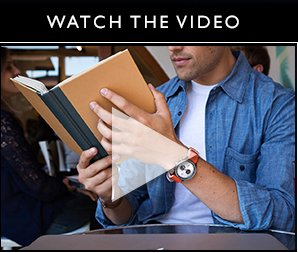 Watch the Video   Founder Timepiece