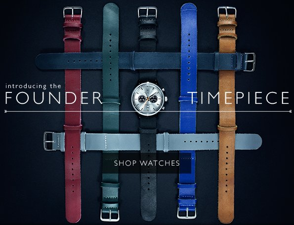 Timely New Trends   Introducing griffin Watches!