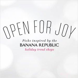 Open for Joy