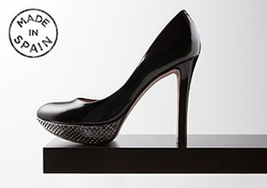 New Reductions: Shoes Made in Spain