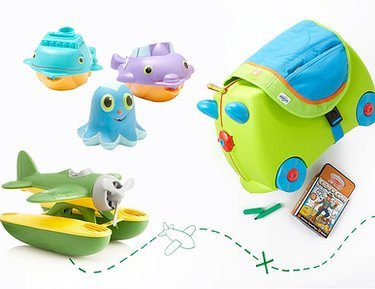 Vacation Station: Packable Toys (for All Seasons)