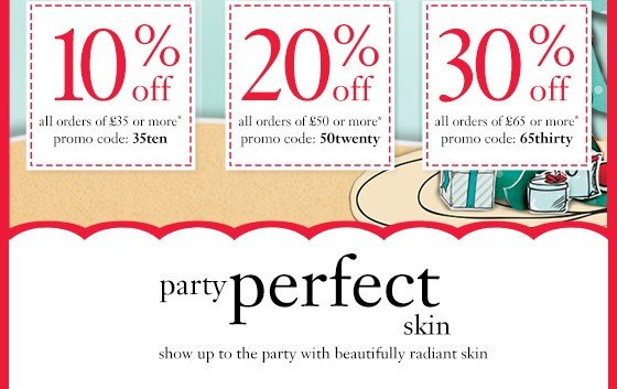 party-perfect skin show up to the party with beautifully radiant skin