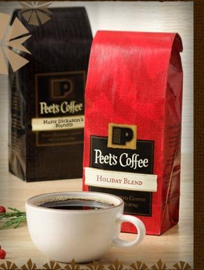 Peet's Coffee and Tea Tours -- Give Thanks for Months to Come