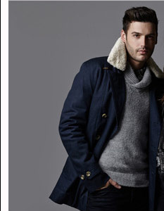 Stay Warm Outerwear - Shop Mens
