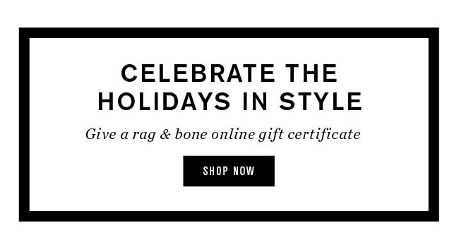 Celebrate the holidays in style