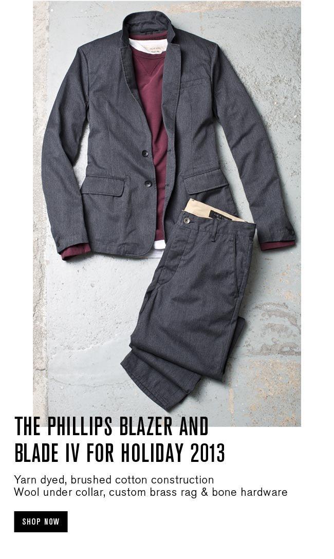 The Phillips Blazer