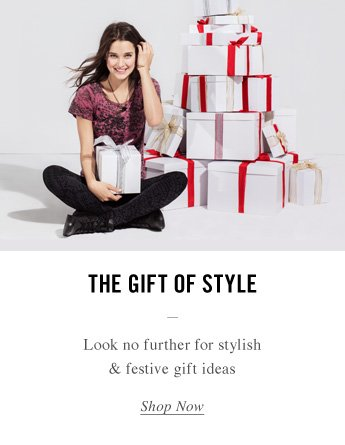 The Gift Of Style