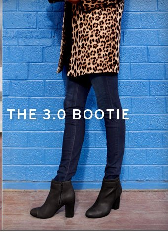 The 3.0 Bootie