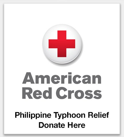 American Red Cross: Philippine Typhoon Relief