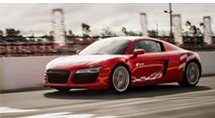 Learn more about the Audi sportscar experience