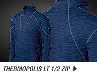 Shop the Mens Thermpolis LT 1/2 Zip - Promo A