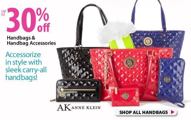 Shop Anne Klein Handbags & Accessories