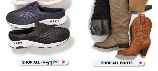 Shop Easy Spirit & Boots