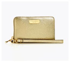 West 57th Medium Zip Wallet