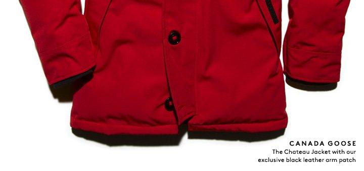 Canada Goose: Shop men's outerwear now.