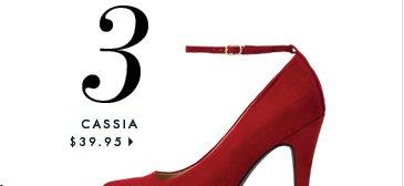 Cassia - $39.95
