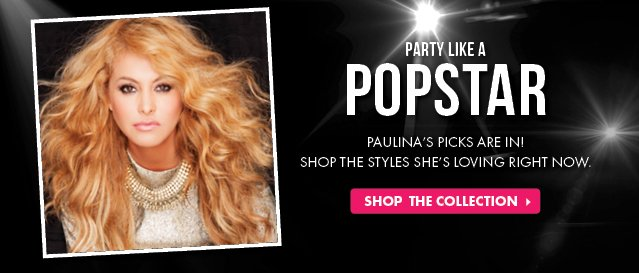 Party Like A PopStar - Shop Collection