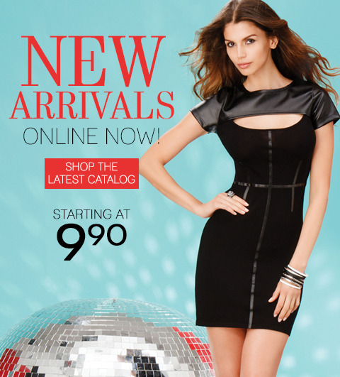 Shop New Arrivals! Plus, any regular price purchase SHIPS FREE!