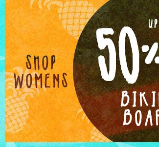 Womens Boardies and Bikini Sale