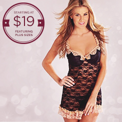 Perfect for Holiday: Just Sexy From $19