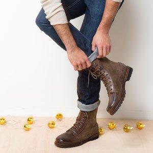 Let It Snow: Men's Boots & More