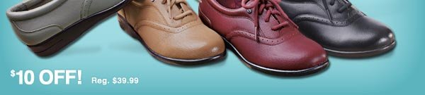Leather Oxfords $29.99 per pair