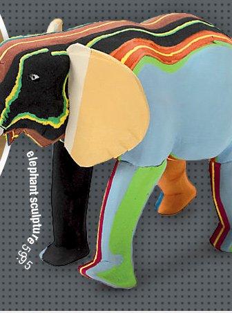 elephant sculpture 59.95