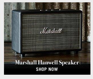 Marshall Hanwell
