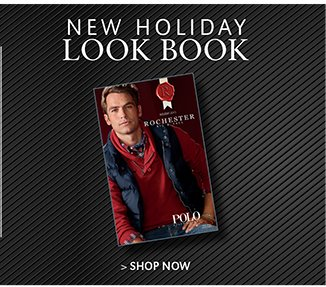 NEW HOLIDAY LOOK BOOK