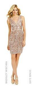 BADGLEY MISCHKA - Fifth Avenue Showstopper Dress