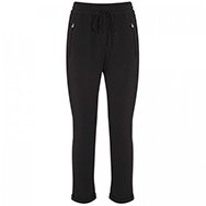 STELLA MCCARTNEY - Taylor stretch crepe jogging trousers