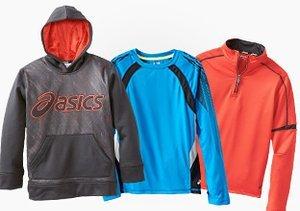ASICS: Boys' Activewear