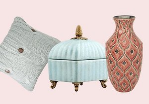 Home Accents: Pale Hues