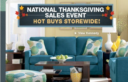 National Thanksgiving Sales Event Hot Buys Storewide!