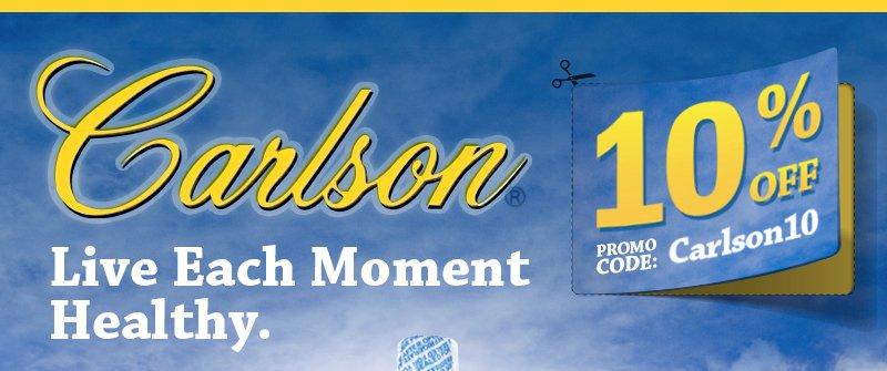 Carlson Labs Sale