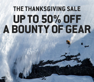 The Thanksgiving Sale—Up to 50% Off