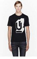 UNDERCOVER Black Block U-print t-shirt for men