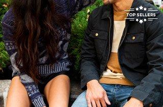 Top Selling Sweats & Outerwear