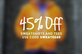 Sweatshirts and Tees