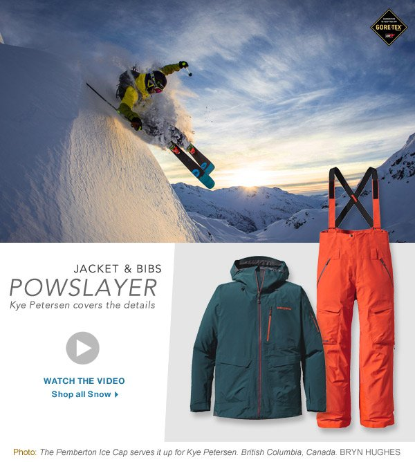 Powslayer Jacket and Bibs