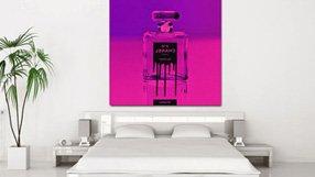 Fluorescent Palace Women's Art