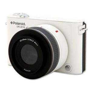 Adorama - Polaroid iM1836 Android Mirrorless Camera with Interchangeable 10mm-30mm Lens