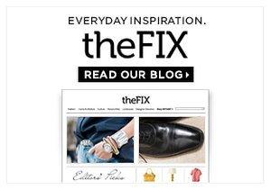 Everyday Inspiration. theFix.