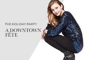 The Holiday Party: A Downtown Fête